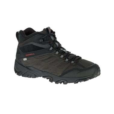 Merry See Yürüyüş Ayakkabısı Siyah